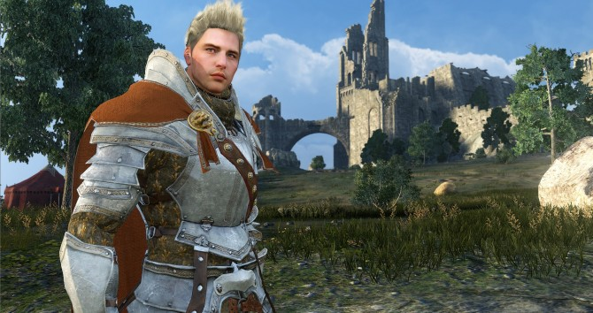 Black-Desert-Blonde-Knight