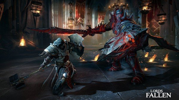 lords of the fallen black knight