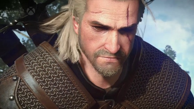 the witcher 3_geralt