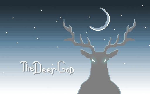Deer God Logo