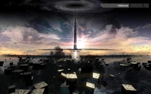 01 - DeadCore Tower