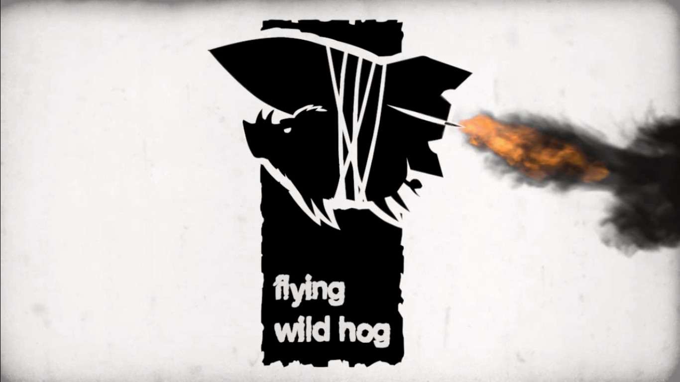 flying_wild_hog_logo